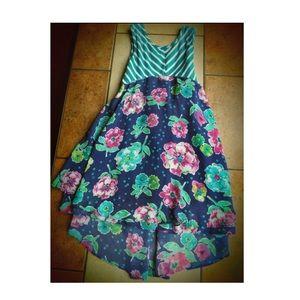 Emily West floral dress